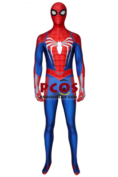 Picture of Ready to Ship PS4 Game Spider-Man Peter Parker Cosplay Costume mp005449