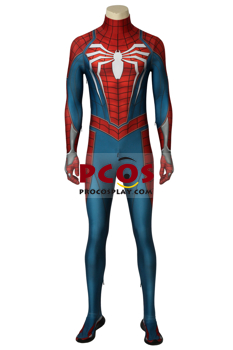 Picture of Ready to Ship PS4 Game Spider-Man Peter Parker Cosplay Costume mp005413