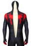 Picture of Ready to Ship Spider-Man: Into the Spider-Verse Miles Morales Cosplay Costume mp005415
