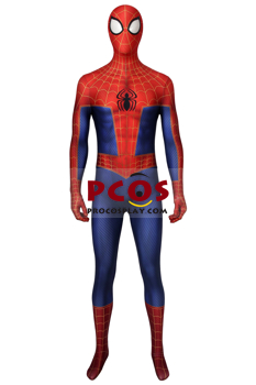 Picture of Ready to Ship Spider-Man: Into the Spider-Verse Peter Parker Cosplay Costume mp005420