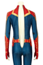 Picture of Ready to Ship Captain Marvel Carol Danvers Cosplay Costume mp005431