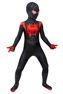 Picture of Spider-Man: Into the Spider-Verse Miles Morales Cosplay Costume for Kids mp005398
