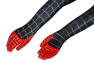 Picture of Ready to Ship Spider-Man: Into the Spider-Verse Miles Morales Cosplay Costume for Kids mp005398
