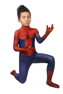 Picture of Ready to Ship Spider-Man: Into the Spider-Verse Peter Parker Cosplay Costume for Kids mp005478