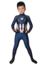 Picture of Ready to Ship Endgame Captain America Steve Rogers Cosplay Costume for Kids mp005483