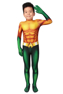 Picture of Aquaman 2018 Arthur Curry Cosplay Costume for Kids mp005479