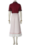Picture of Crisis Core - Final Fantasy VII Aerith Gainsborough Cosplay Costume mp005508