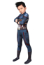 Picture of Infinity War Captain America Steve Rogers Cosplay Costume For Kids mp005486