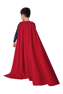 Picture of Ready to Ship Man of Steel Clark Kent Superman Cosplay Costume For Kids mp005489