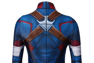 Picture of Ready to Ship Age of Ultron Captain America Steve Rogers Cosplay Costume For Kids mp005491