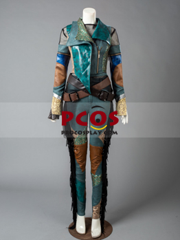 Picture of Descendants 3 Uma Cosplay Costume mp005521