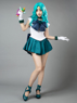Picture of Ready to Ship Sailor Moon Sailor Neptune Kaiou Michiru Cosplay Costume mp000515