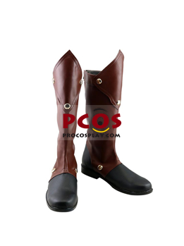 Picture of RWBY Jaune Arc Cosplay Boots mp005505