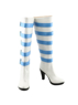 Picture of One Piece Perona Cosplay High-heeled Shoes mp005536