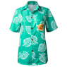 Picture of Ready to Ship Animal Crossing Tom Nook Cosplay Costume Green Shirt mp005566