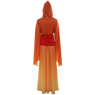 Picture of Star Wars Padmé Amidala Cosplay Costume Flame Suit mp005580