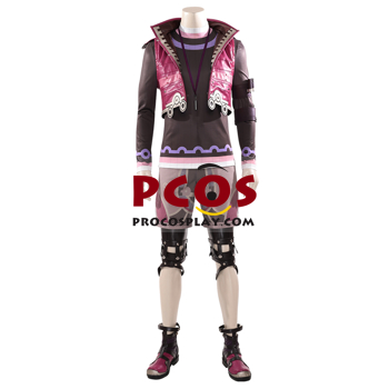Picture of Xenoblade Chronicles Shulk Cosplay Costume mp005583