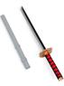 Picture of Demon Slayer: Kimetsu no Yaiba Shinazugawa Genya Cosplay Sword mp005573