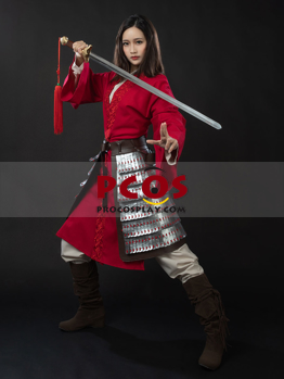 Disney Live Action Movie Mulan Cosplay Costume For Sale Procosplay Best Profession Cosplay Costumes Online Shop