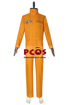 Picture of Fire Force Special Fire Force Company 8 Uniform Shinra Kusakabe Cosplay Costume mp005629