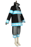 Picture of Fire Force Special Fire Force Company 8 Women Uniform Kotatsu Tamaki Cosplay Costume mp005630