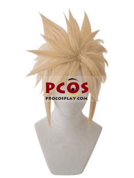 Picture of Final Fantasy VII Remake FF7 Cloud Strife Cosplay Wigs mp005622