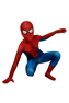 Picture of Ready to Ship Spider-Man Classic Suit  Peter Parker Cosplay Costume Only for Kids mp005678