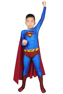 Picture of Superman Returns Superman Clark Kent Cosplay Costume Only for Kids mp005679