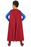 Picture of Ready to Ship Superman Returns Superman Clark Kent Cosplay Costume Only for Kids mp005679