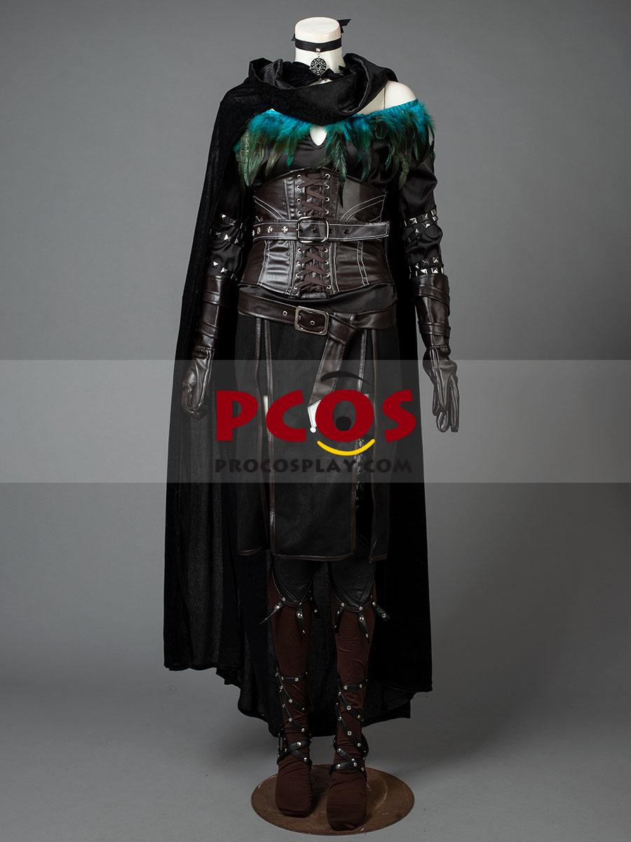 The Witcher Yennefer of Vengerberg Cosplay Costume ...