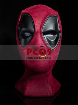 Picture of Ready to Ship New Deadpool 2 Wade Wilson Cosplay Leather Mask mp005690