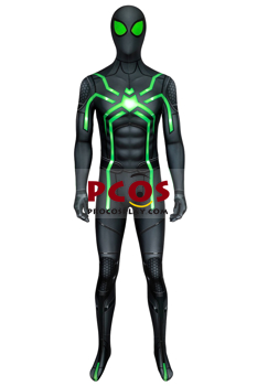 Picture of Spider Man PS4 Peter Parker Stealth Big Time Cosplay Suit mp005700