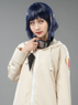 Picture of Naruto Hinata Hyuga Cosplay Costume Suit mp000096