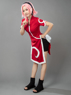 Picture of Naruto Haruno Sakura Cosplay Costume Suit mp000053