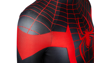 Picture of Ready to Ship Ultimate Spider-Man PS5 Game Miles Morales Cosplay Costume For Kids mp005769