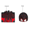 Picture of Ultimate Spider-Man PS5 Game Miles Morales Cosplay Costume For Kids mp005769