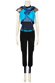 Picture of Game Valorant Jett Game Cosplay Costume mp005809