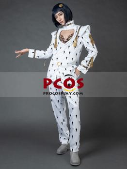 Picture of Ready to Ship JOJO's Bizarre Adventure Golden Wind Bruno Bucciarati Cosplay Costume mp005548