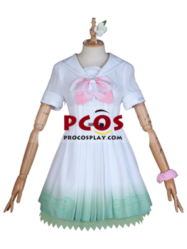 Picture of Lovelive! μ's M's The School Idol 8th A song for You Hanayo Koizumi Cosplay Costume mp005849