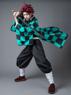 Picture of Ready to Ship Demon Slayer: Kimetsu no Yaiba Kamado Tanjirou Cosplay Costume mp005696