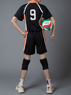 Picture of Ready to Ship Haikyuu Haikyū!! Tobio Kageyama King of the Court Number Nine Cosplay Jerseys mp002356
