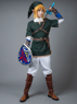 Picture of The Legend of Zelda: Twilight Princess Link Cosplay Costume mp005623