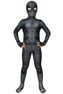 Picture of Spider-Man: Far From Home Spiderman Peter Parker Black Battle Cosplay Costume for Kids mp005964
