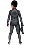 Picture of Ready to Ship Spider-Man: Far From Home Spiderman Peter Parker Black Battle Cosplay Costume for Kids mp005964