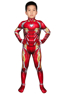 Picture of Infinity War Iron Man Tony Stark Nanotech Suit Cosplay Costume for Kids mp005965