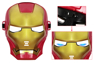 Picture of Ready to Ship Infinity War Iron Man Tony Stark Nanotech Suit Cosplay Costume for Kids mp005965