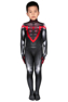 Picture of Ready to Ship PS5 Spider-Man: Into the Spider-Verse Miles Morales Cosplay Costume for Kids mp005967