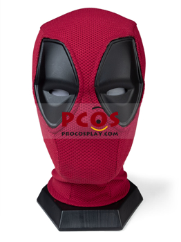 Picture of New Deadpool 2 Wade Wilson Cosplay Mask  PE knitted version mp005865