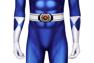 Picture of Rangers Power Rangers Tricera Ranger Dan Cosplay Jumpsuit mp005960