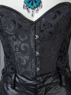 Picture of Once Upon a Time Regina Mills Cosplay Costume with Black Pants mp005863
